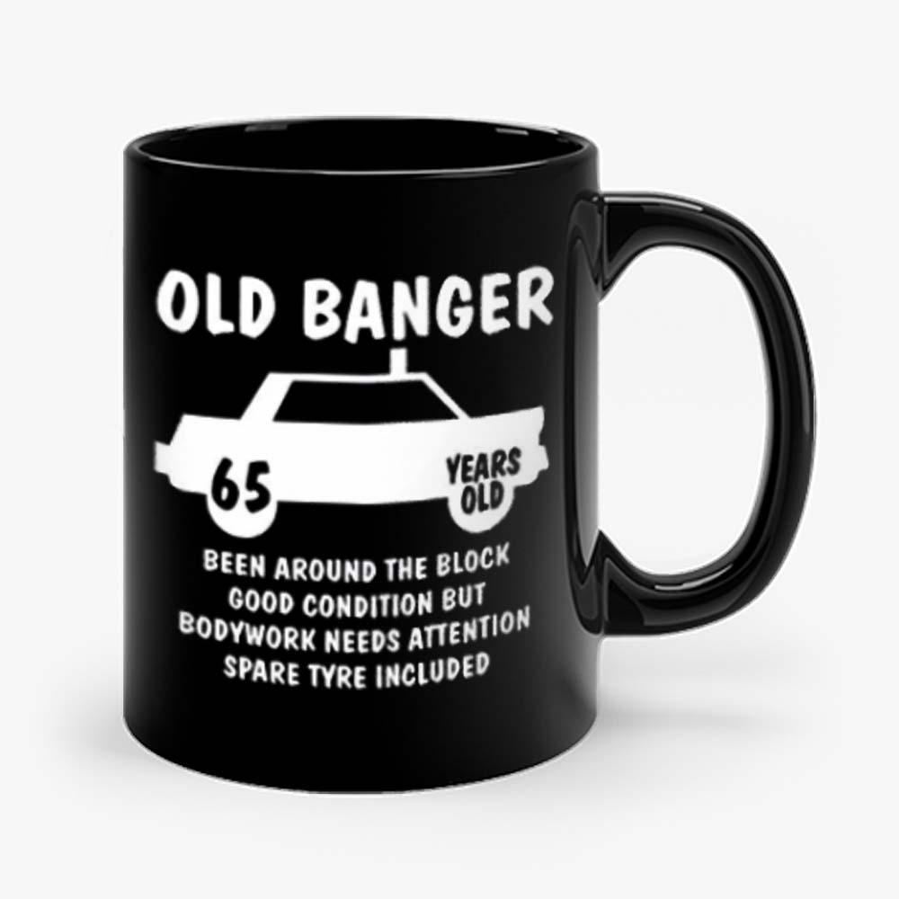 Old Banger Years Old Mug