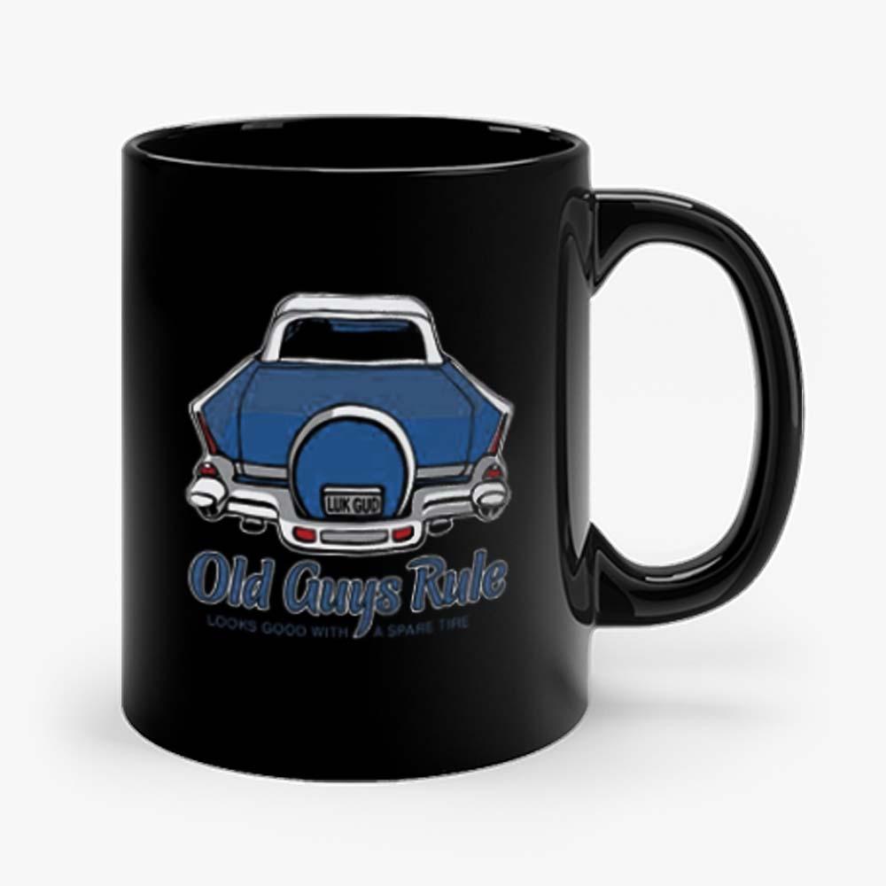 Oldguys Rule Looks Good Mug