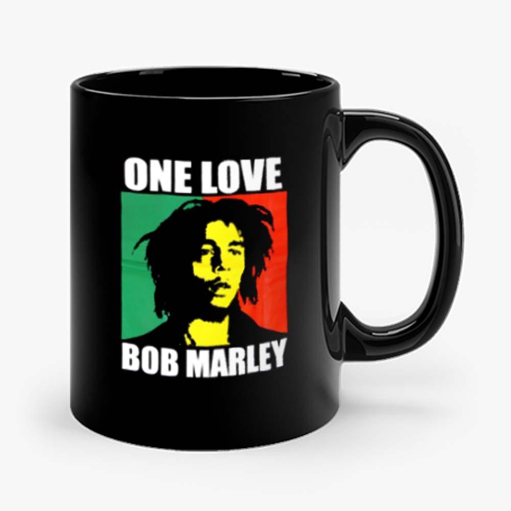One Love Reggae Rasta Mug