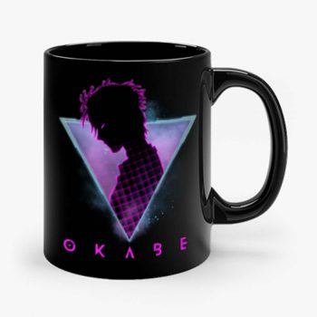 Steins Gate 0 Okabe Mug