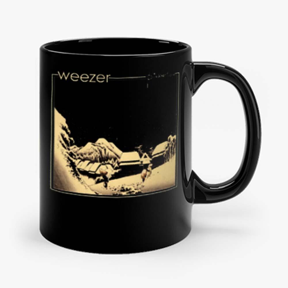 Weezer Pinkerton Classic Retro Music Mug