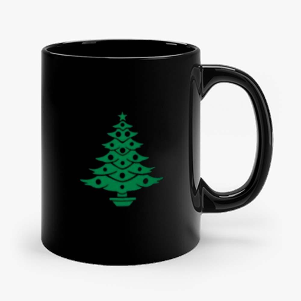 Weihnachtsbaum Damen Mug