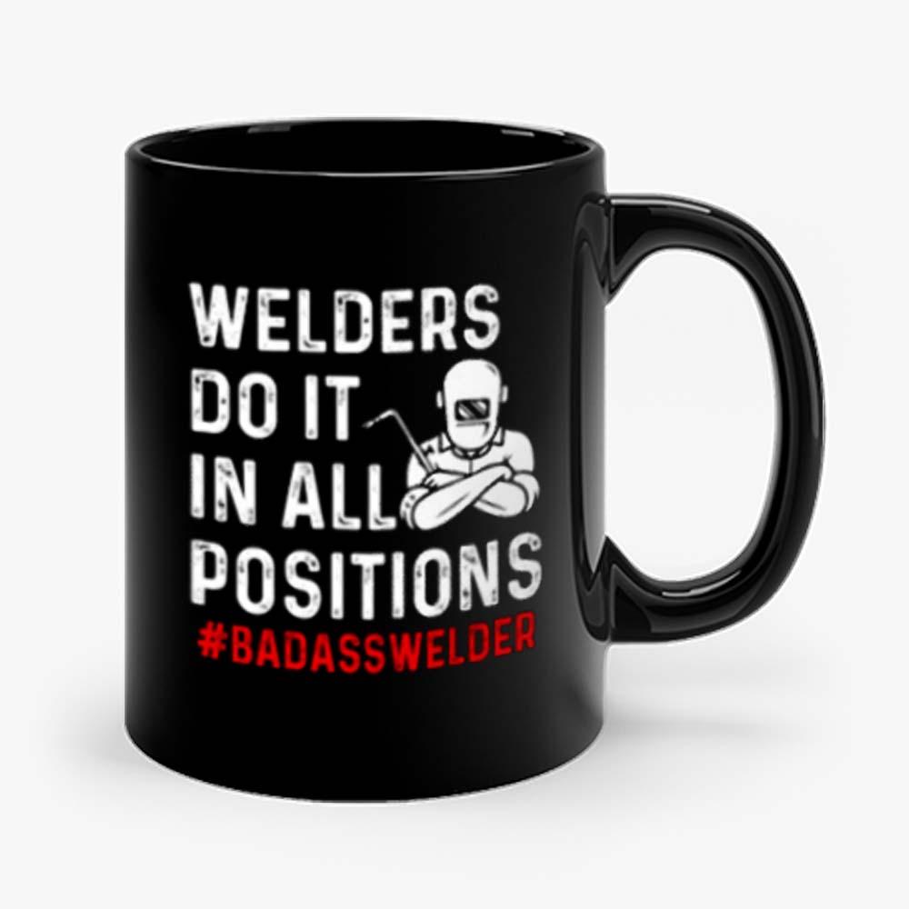 Welder Do It All Positions Mug