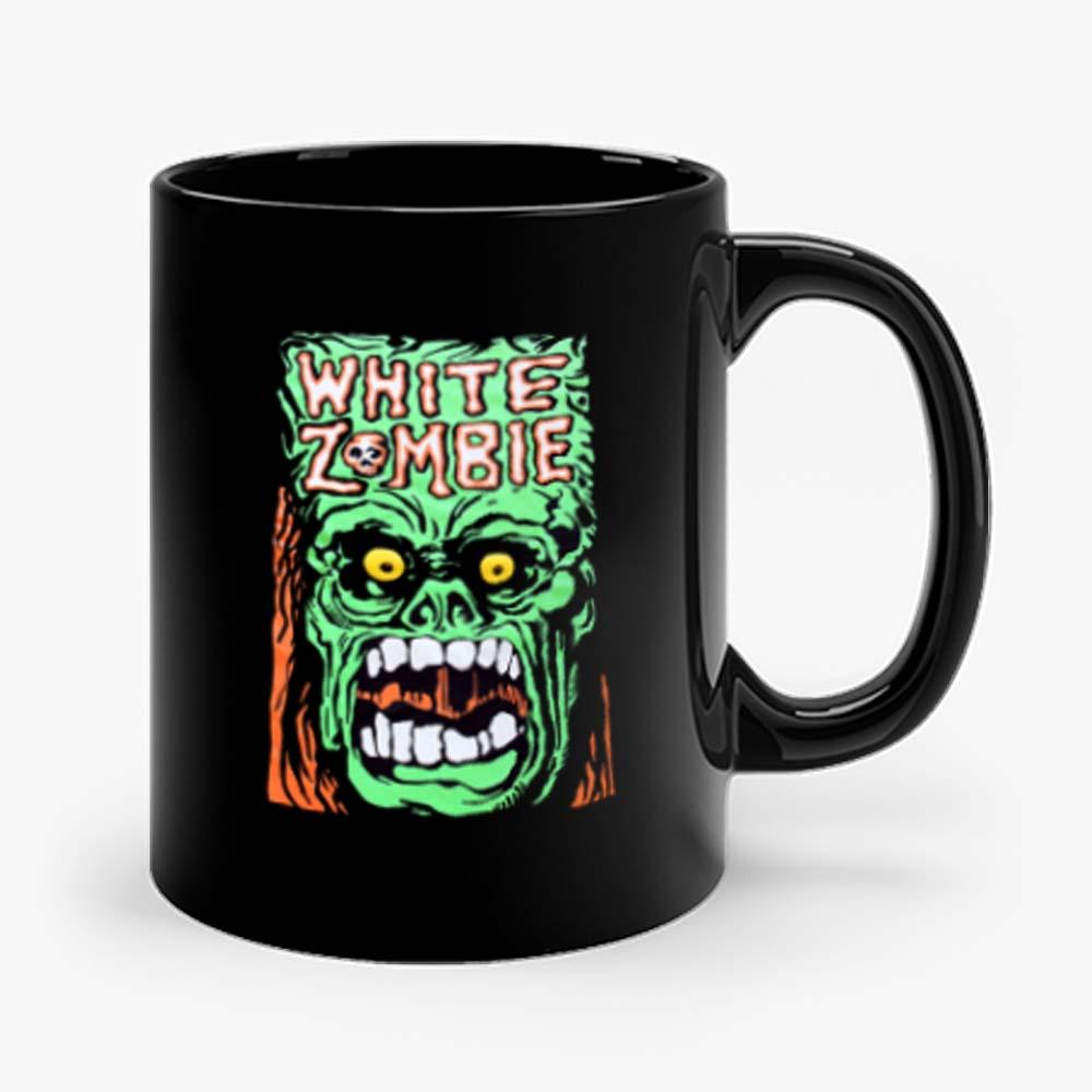 White Zombie Punk Rock Band Mug