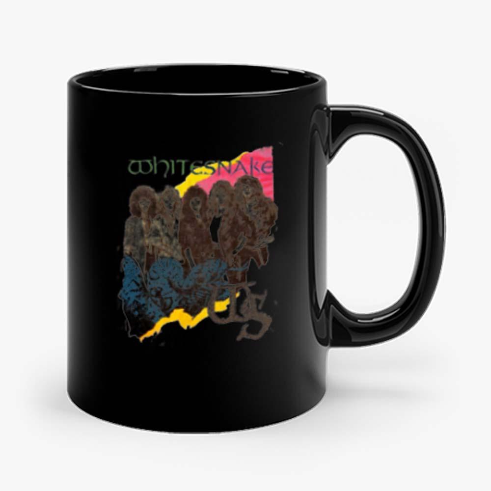 Whitesnake Band Mug