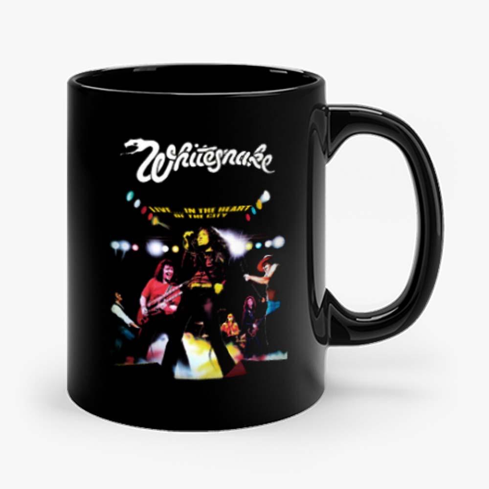 Whitesnake hard rock Mug