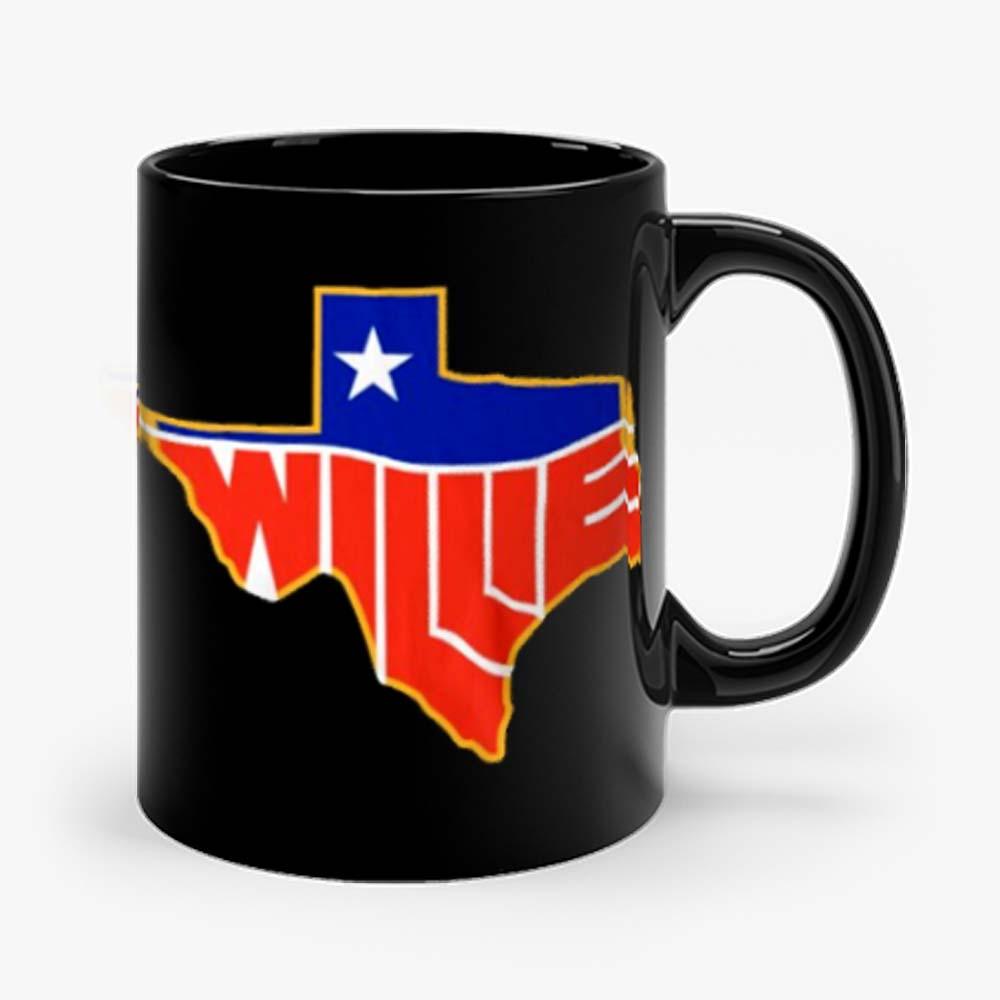 Willie Nelson Lone State Mug