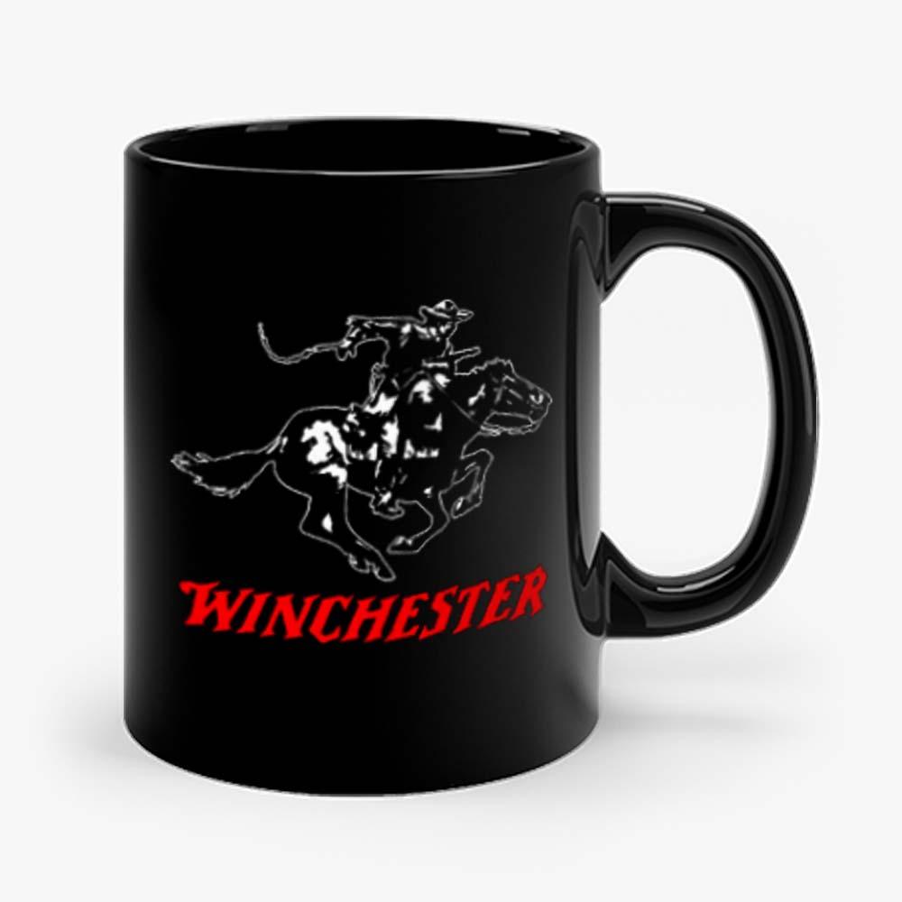 Winchester Rifle Mug