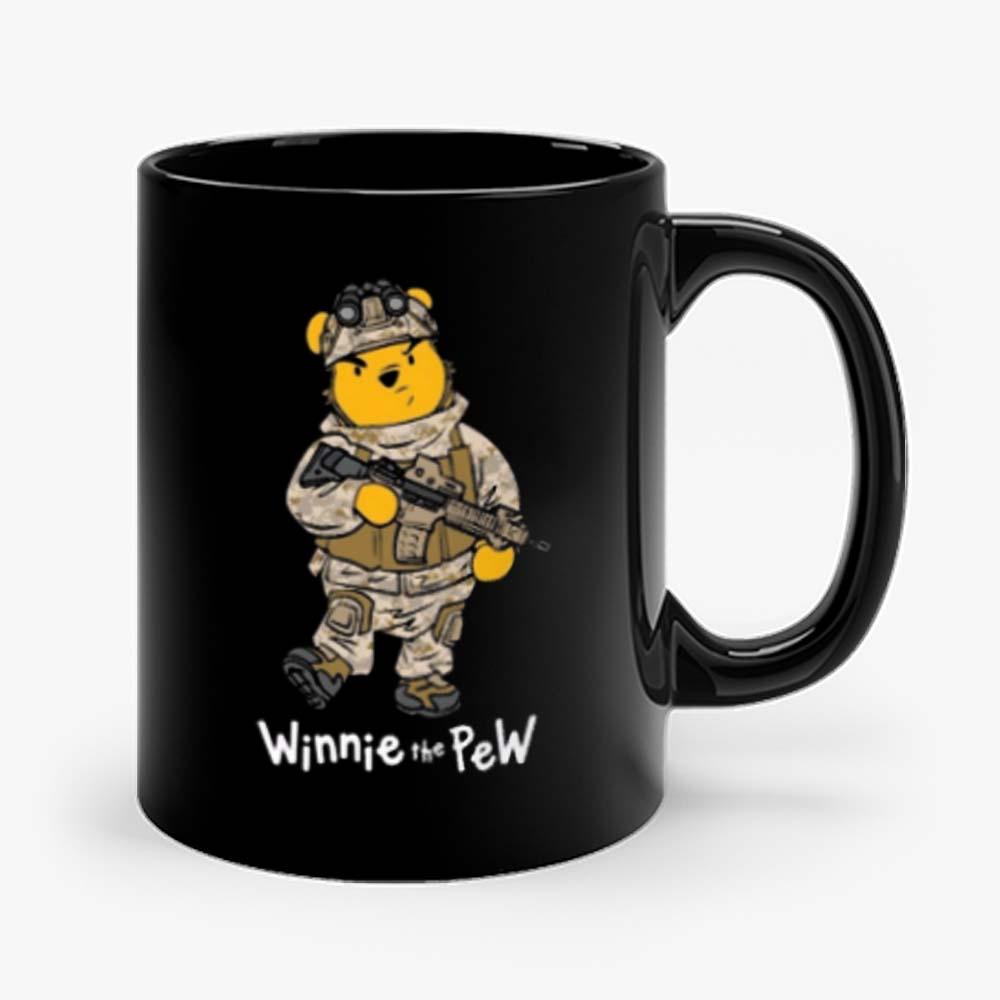 Winnie the Pew Mug