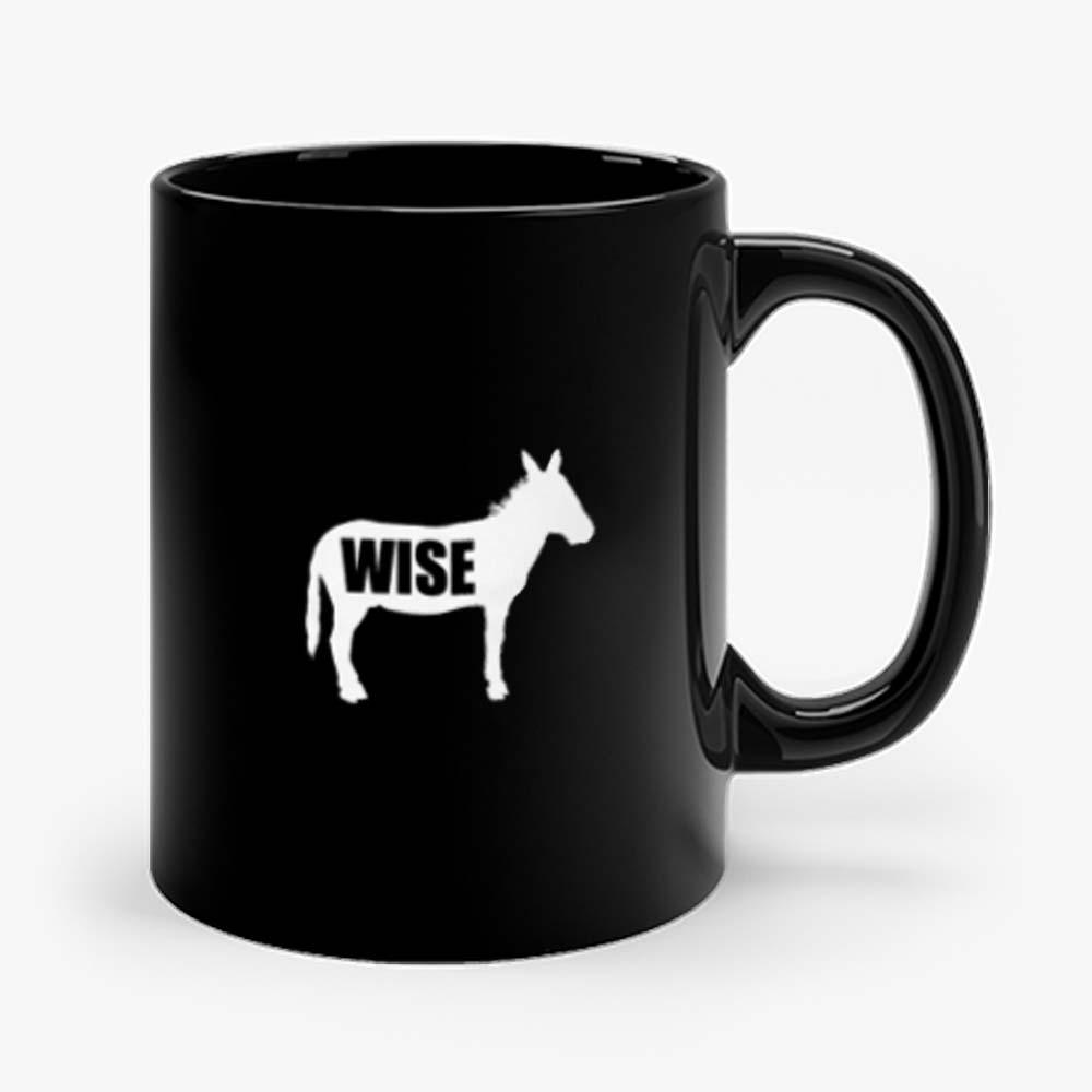 Wiseass Donkey Mug