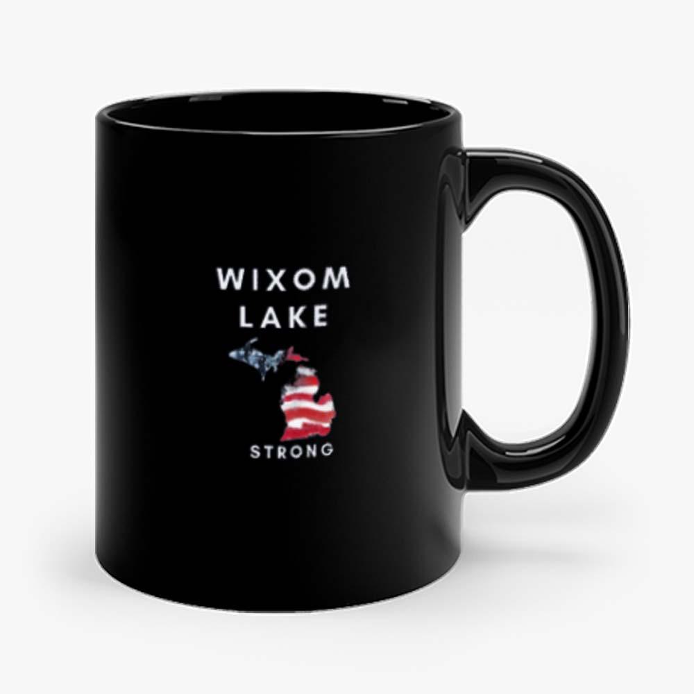 Wixom Lake Strong Mug