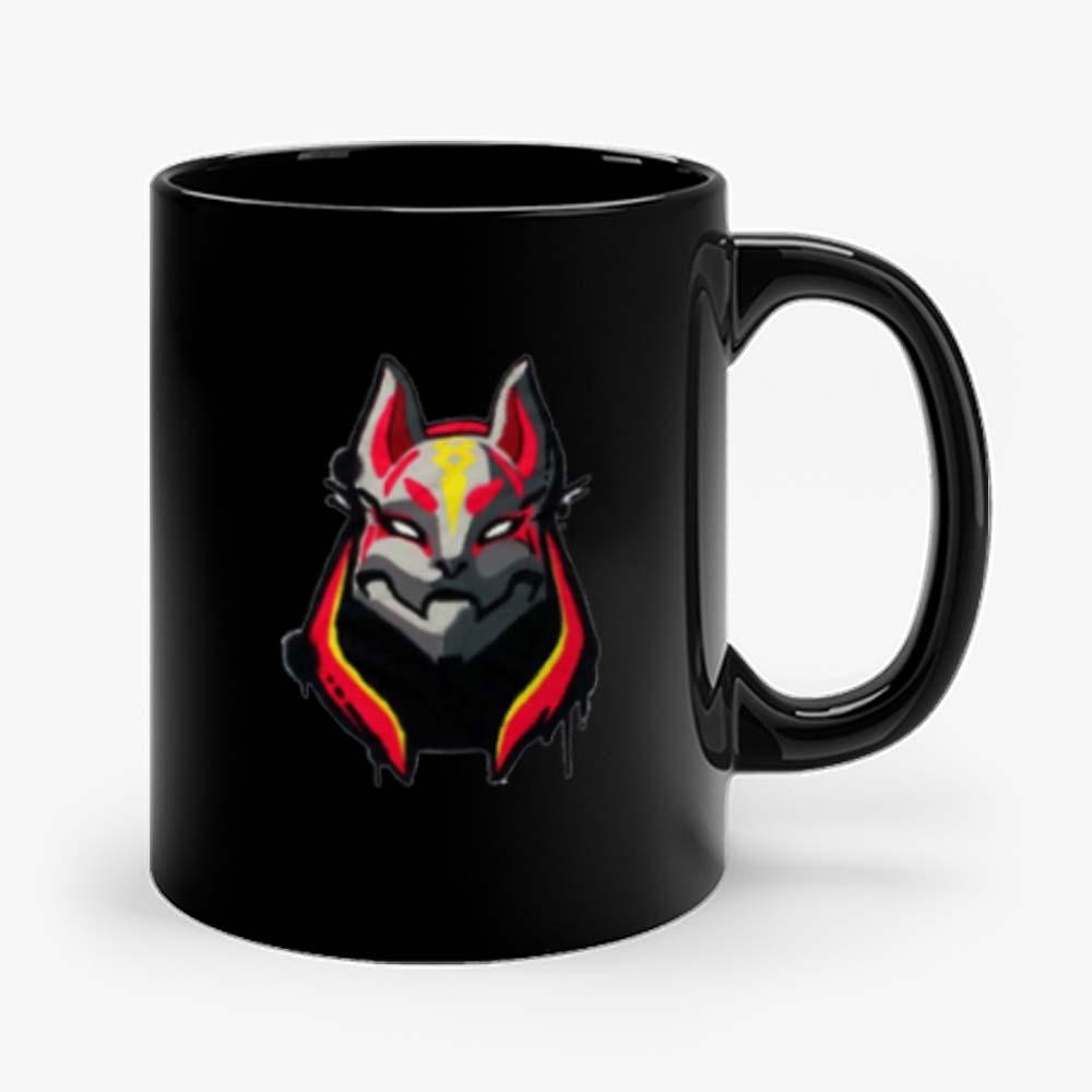 Wolf Head Fortnite Games Mug