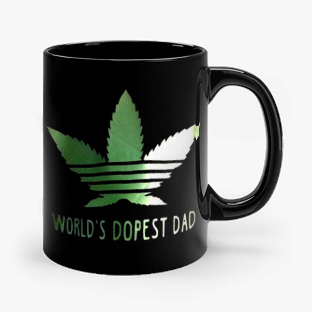Wolrd Dopest Dad Mug