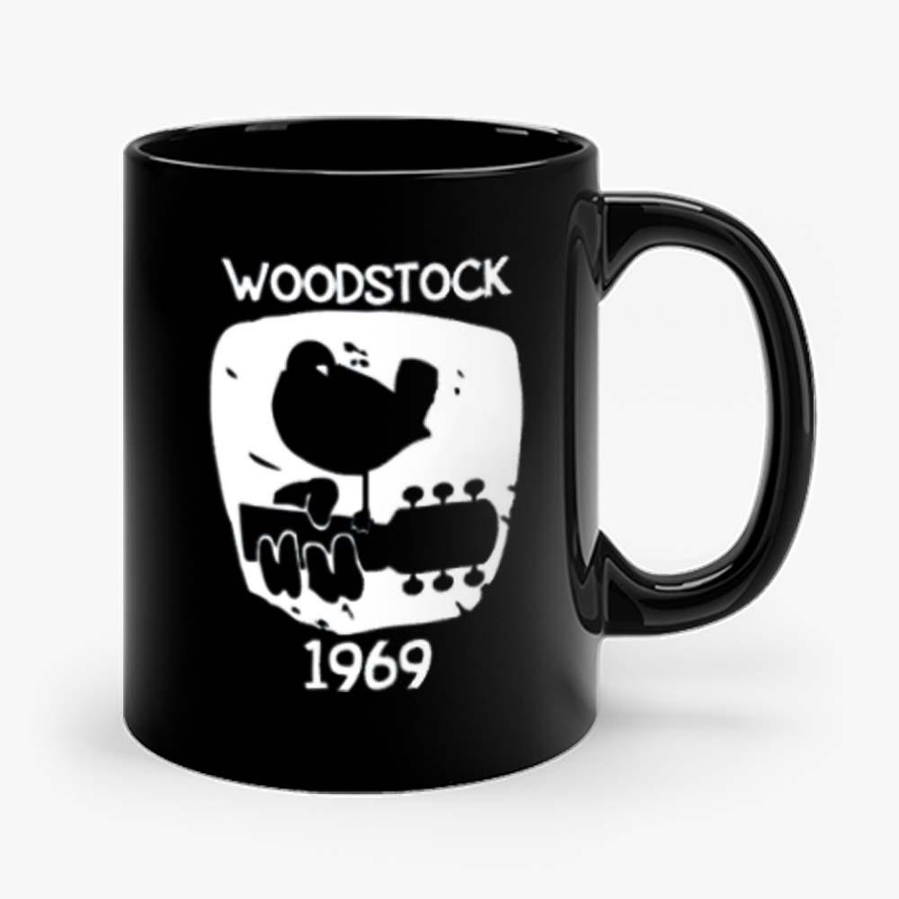 Woodstock 1969 Vintage Mug