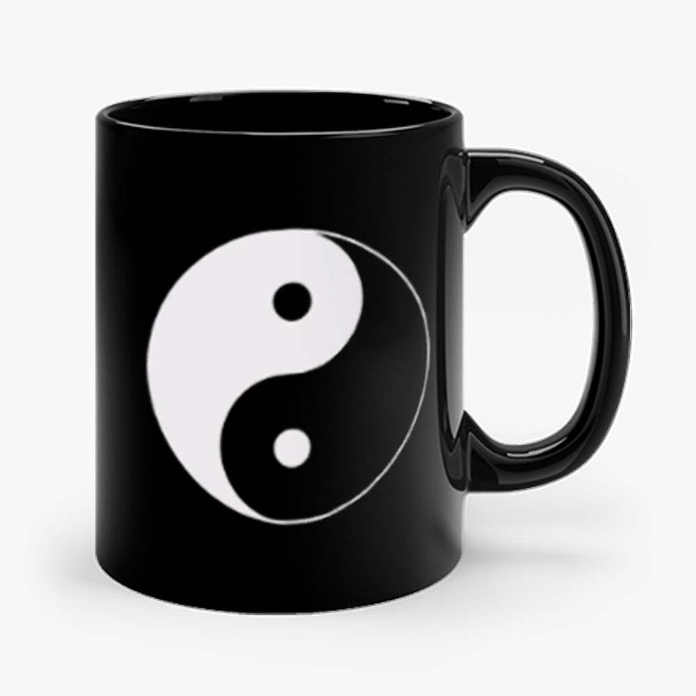Yin And Yang Logo Mug