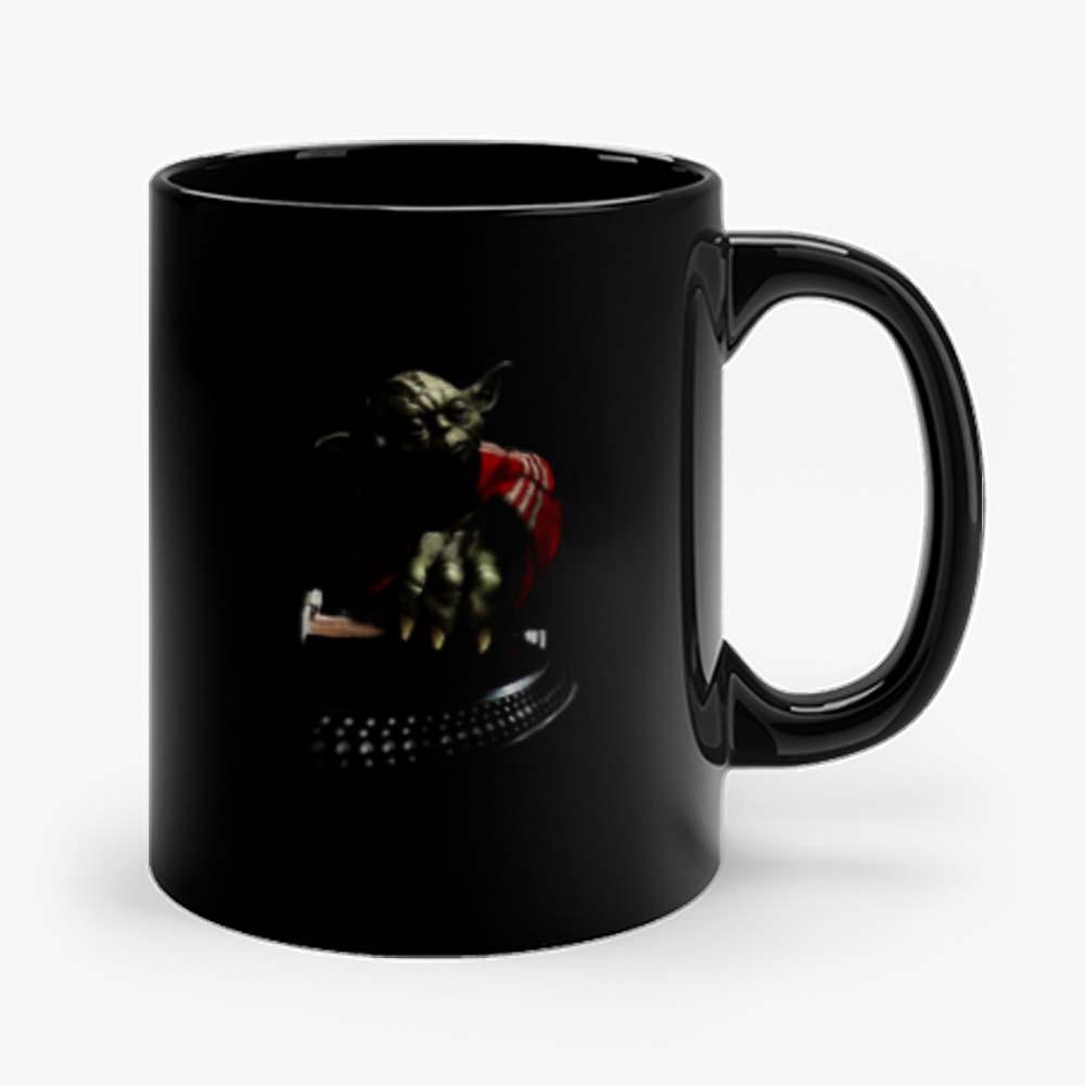 Yoda Dj Mug