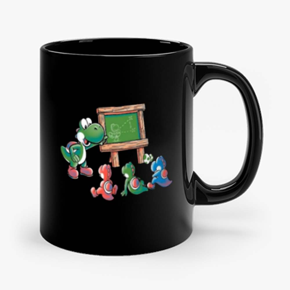Yoshi School Mug