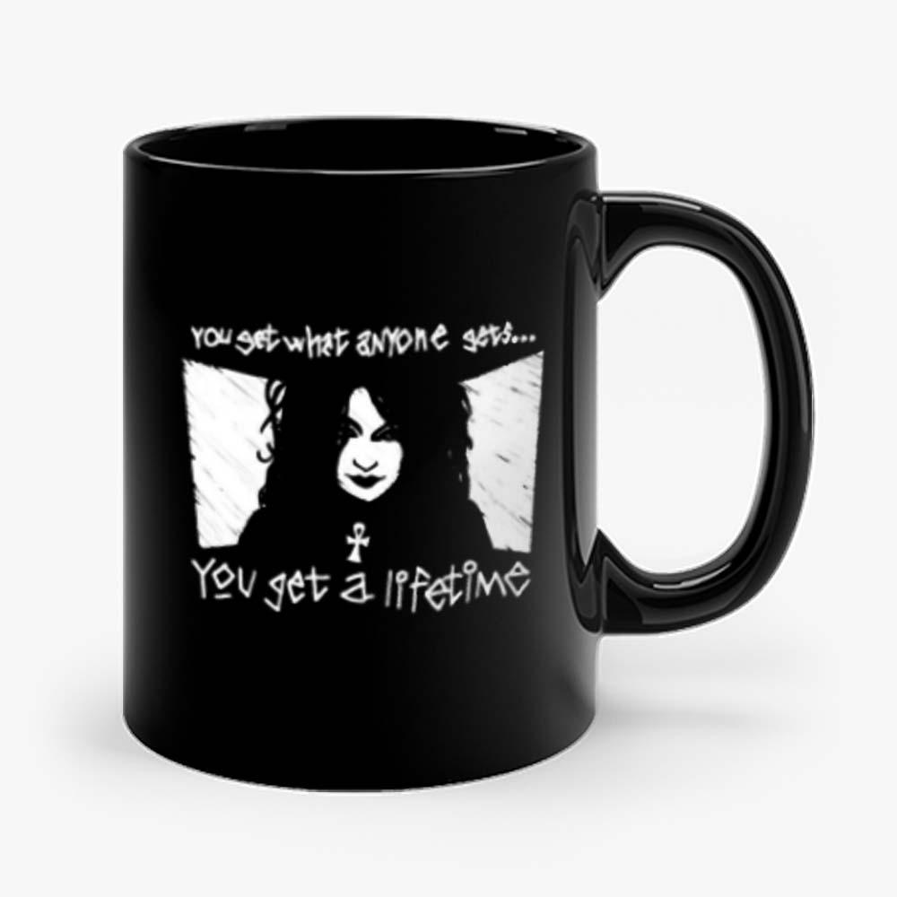 You Get A Lifetime Death Sandman Mug