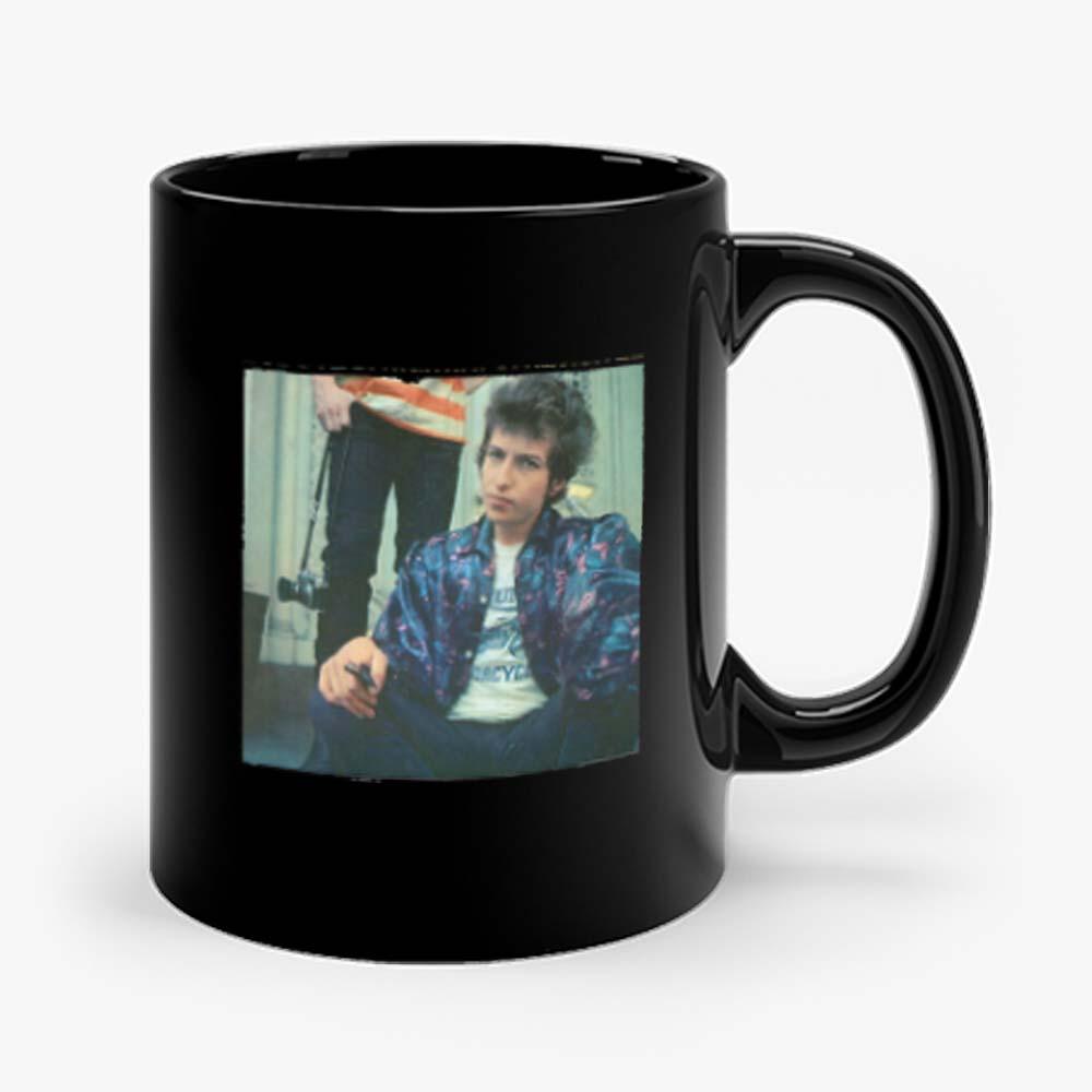 Young Bob Dylan Mug