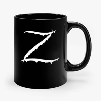 Z Logo Zorro Classic Vintage Mug