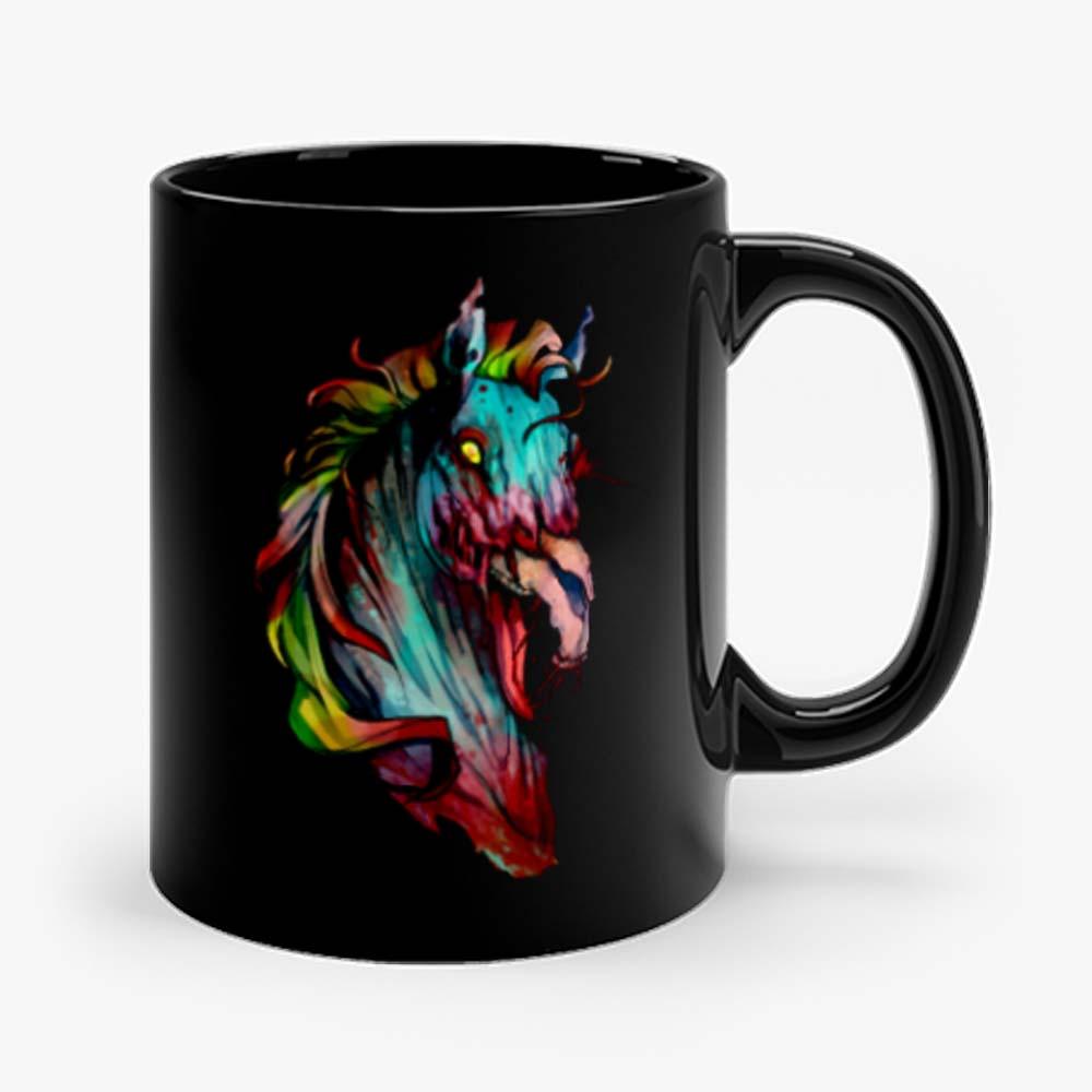 Zombie Horse New HORSE Mug