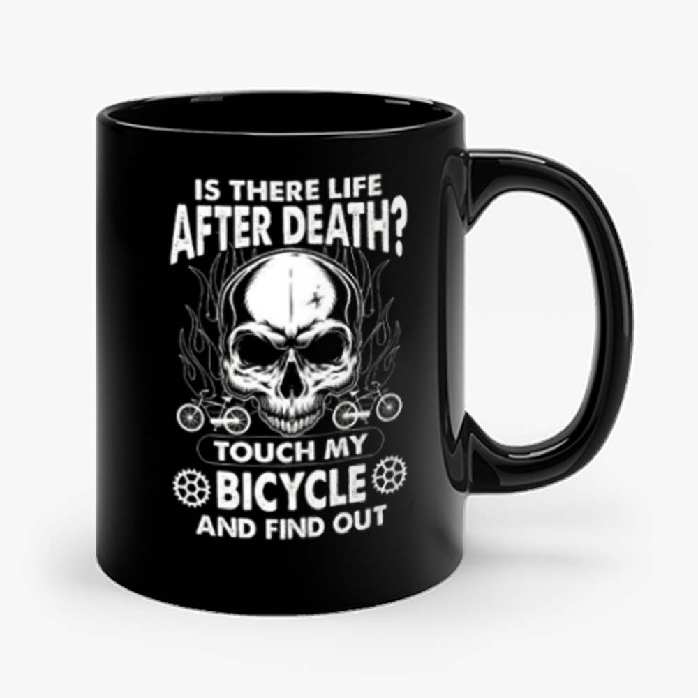 is there life after death BIYCLE Mug