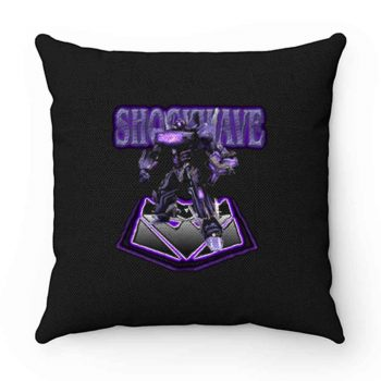 00's Video Game Classic War For Cybertron Shockwave Pillow Case Cover