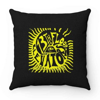 13th Elevator Band Pillow Case Cover