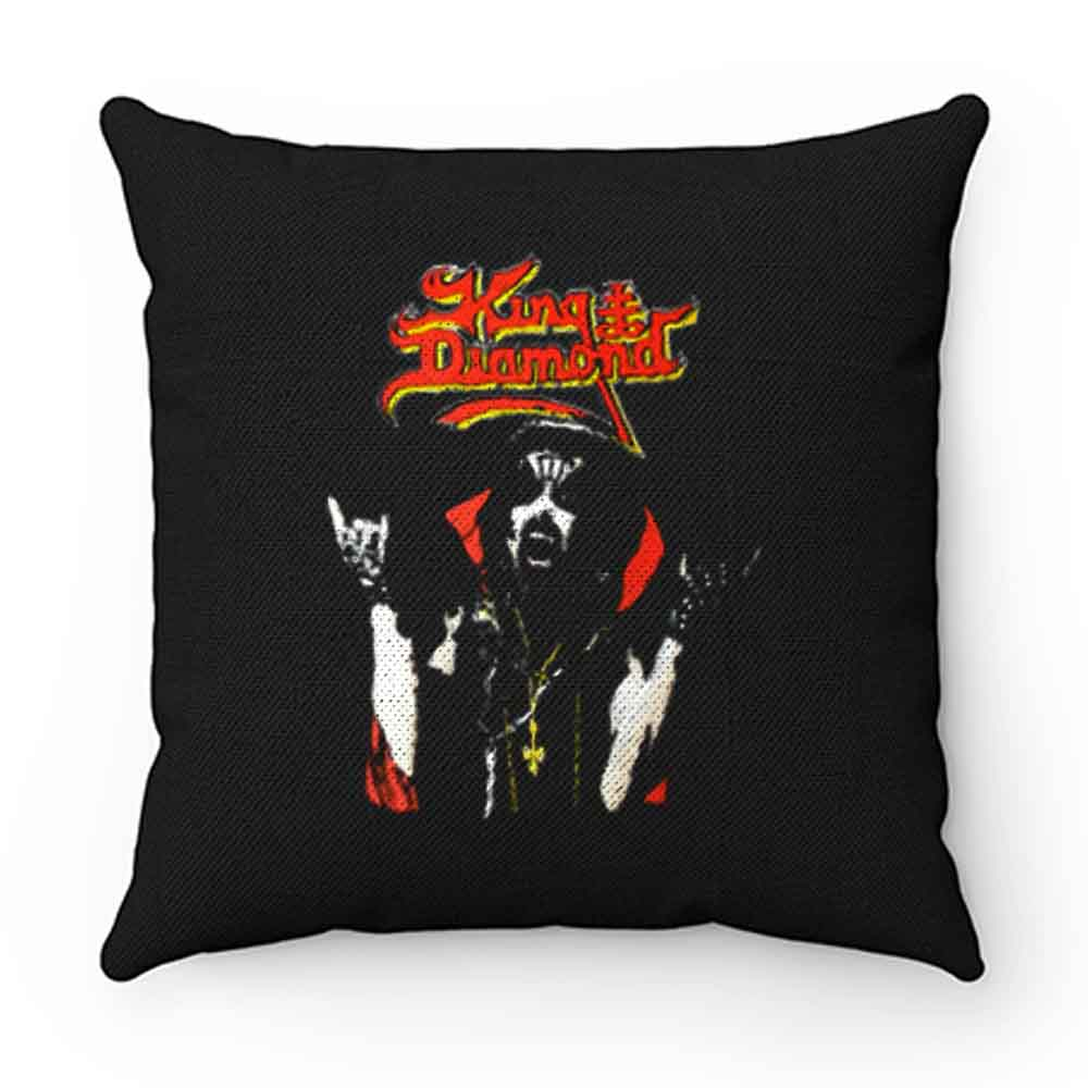 1987 King Diamond North American Tour Pillow Case Cover