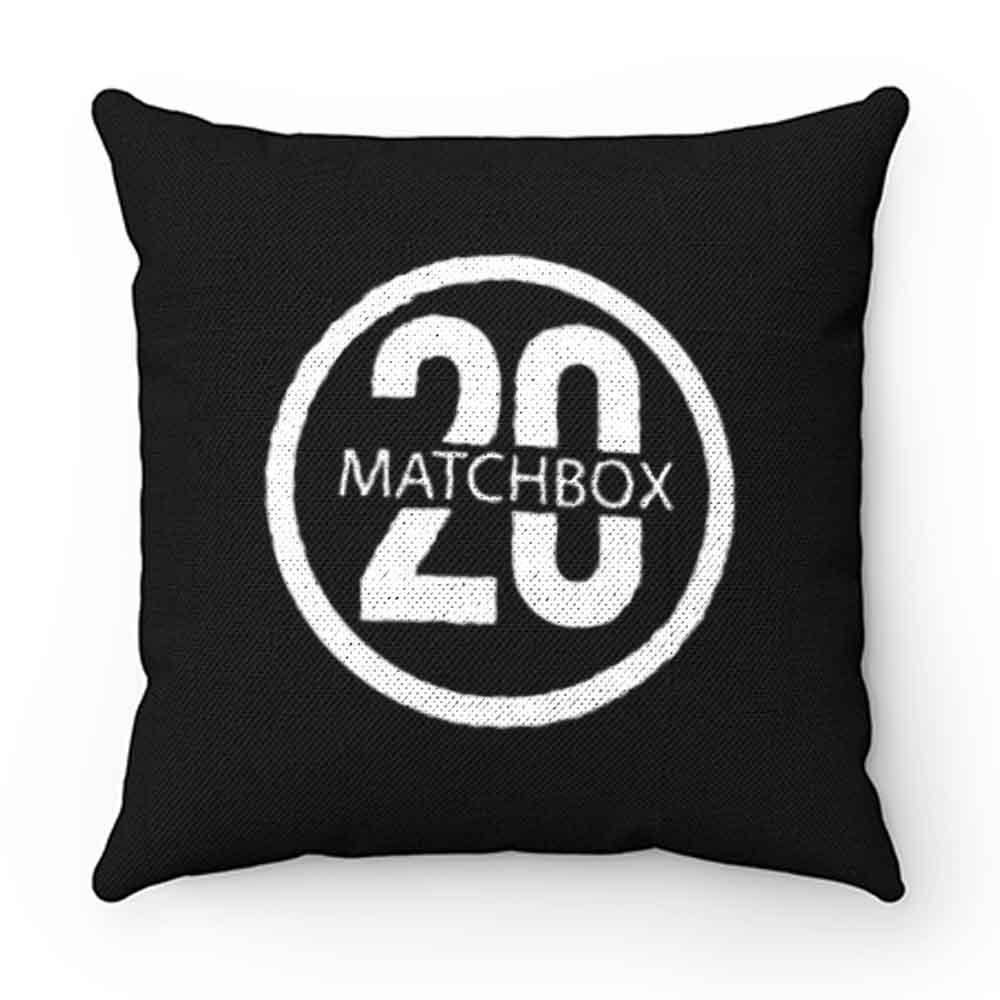 20 Matchbox Pillow Case Cover