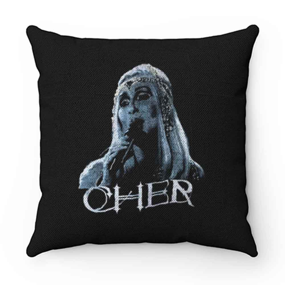 2003 Cher Pillow Case Cover
