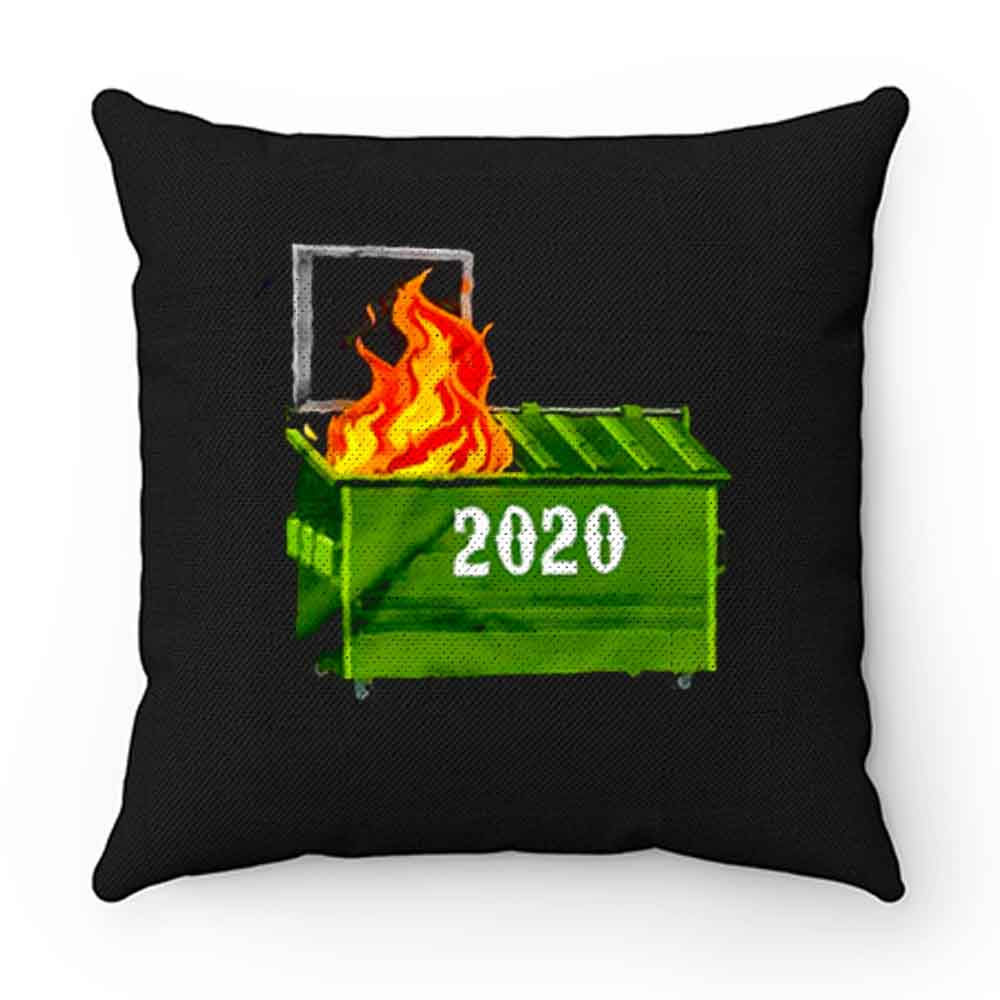 2020 is on fire Pillow Case Cover