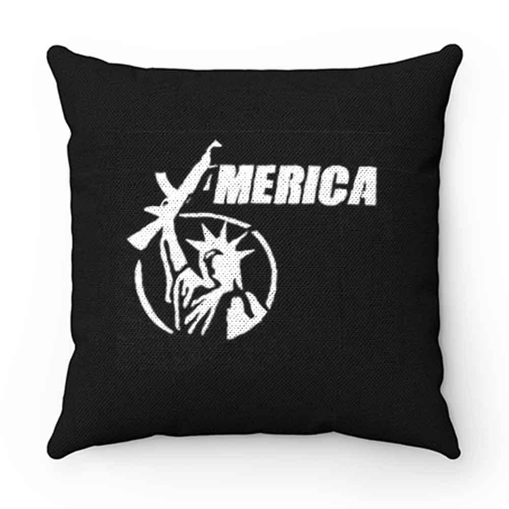2nd Amendment Ar15 Liberty Pillow Case Cover