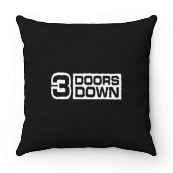 3 Doors Down American Rock Band Pillow Case Cover