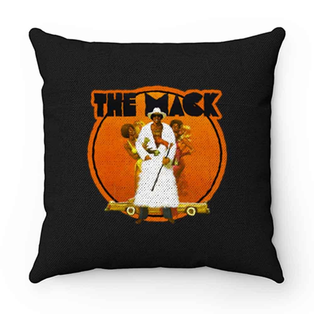70s Blaxploitation Classic The Mack Art Funny Pillow Case Cover