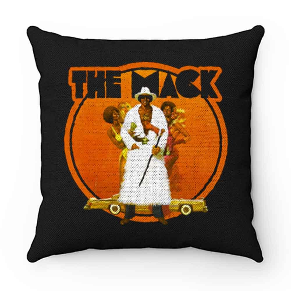 70s Blaxploitation Classic The Mack Pillow Case Cover
