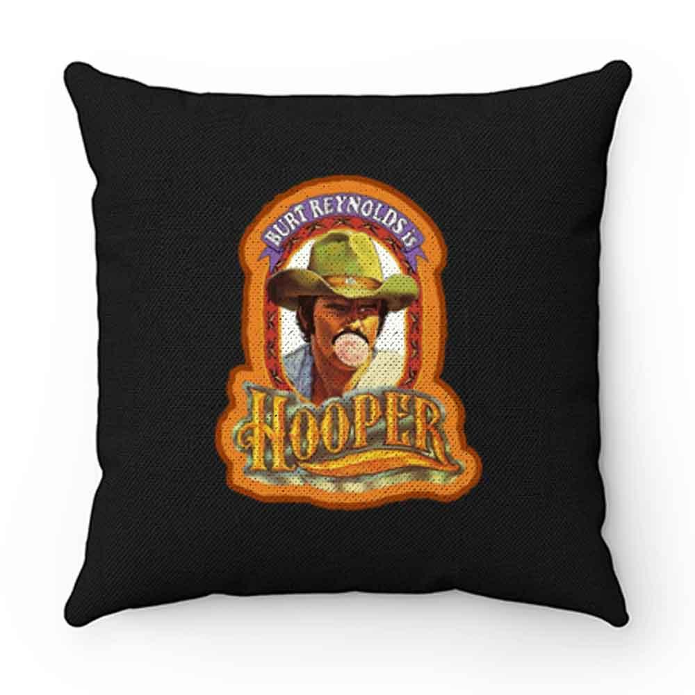 70s Burt Reynolds Classic Hooper Poster Art Pillow Case Cover
