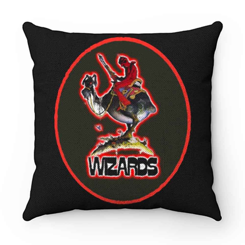 70s Ralph Bakshi Animated Classic Wizards Pillow Case Cover
