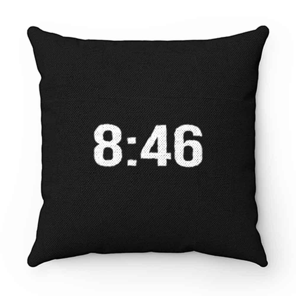 8 46 Black Pillow Case Cover
