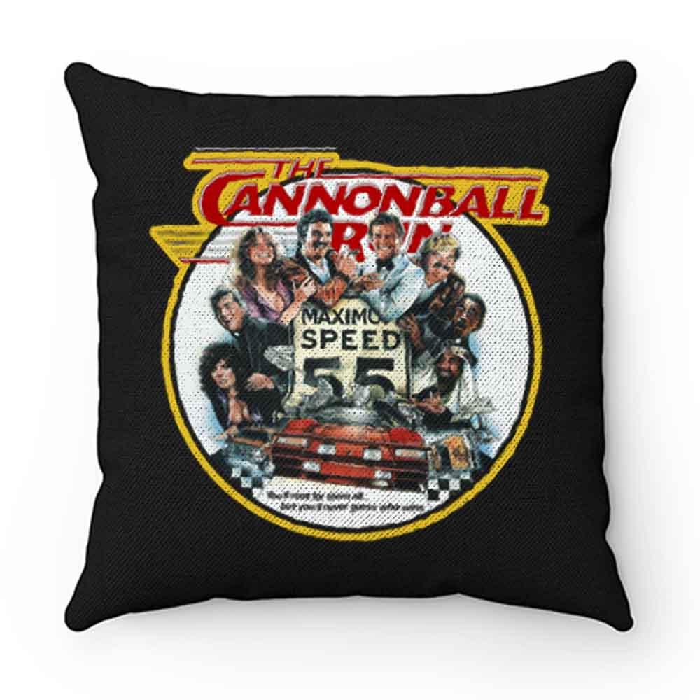 80s Burt Reynolds Classic The Cannonball Run Pillow Case Cover