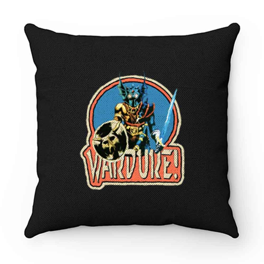 80s Cartoon Classic Dungeons Dragons Warduke Pillow Case Cover