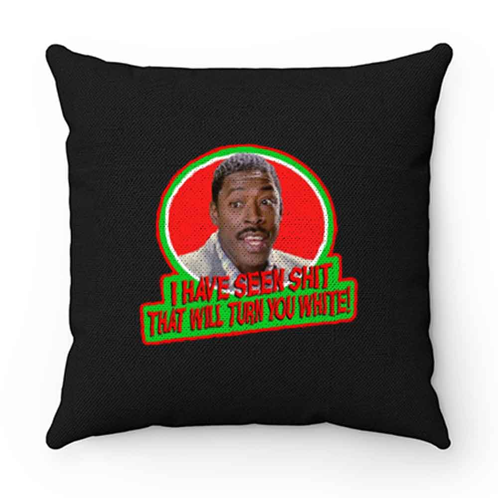 80s Classic Ghostbusters Winston Sh That Will Turn You White Pillow Case Cover