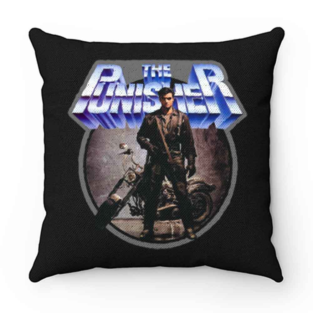 80s Comic Classic The Punisher Pillow Case Cover
