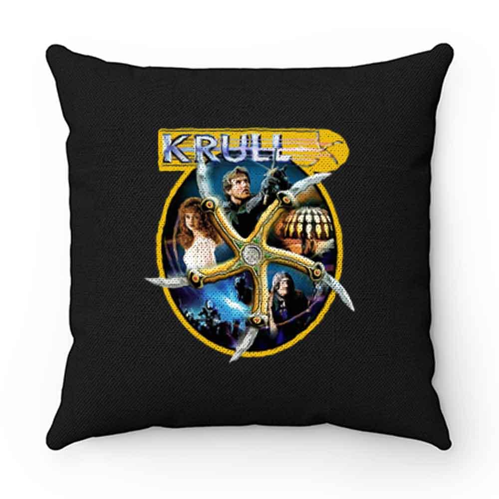 80s Sci Fi Classic Krull Poster Art Pillow Case Cover