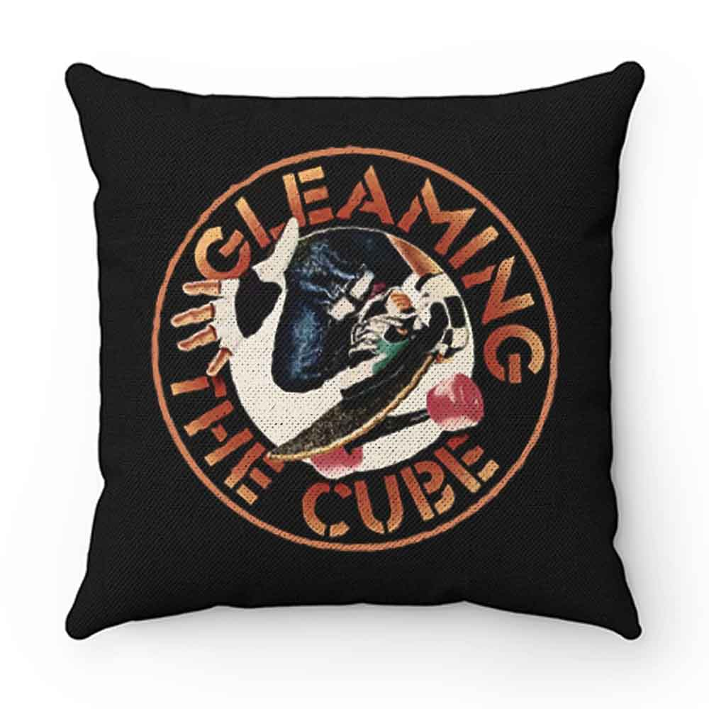 80s Skateboarding Classic Gleaming the Cube Pillow Case Cover