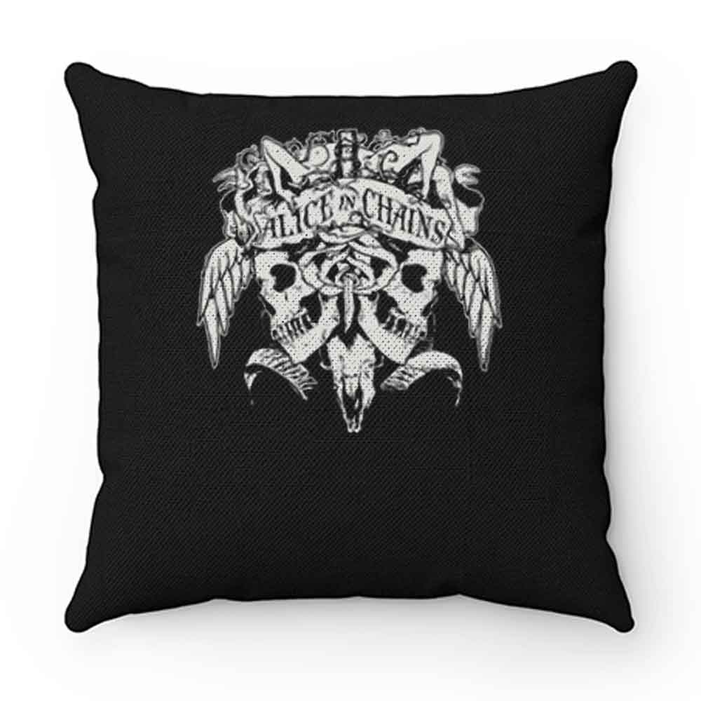 ALICE IN CHAINS SKULLS Pillow Case Cover
