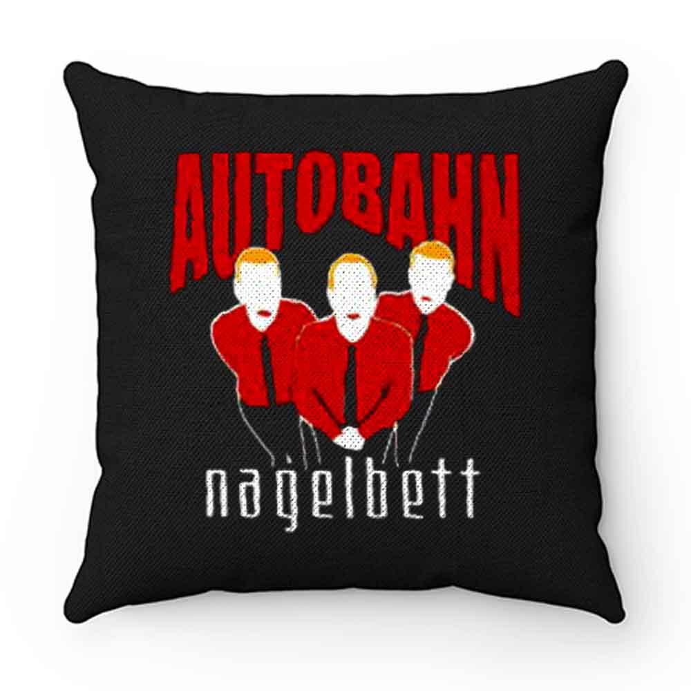 AUTOBAHN NAGELBETT POP BAND Pillow Case Cover