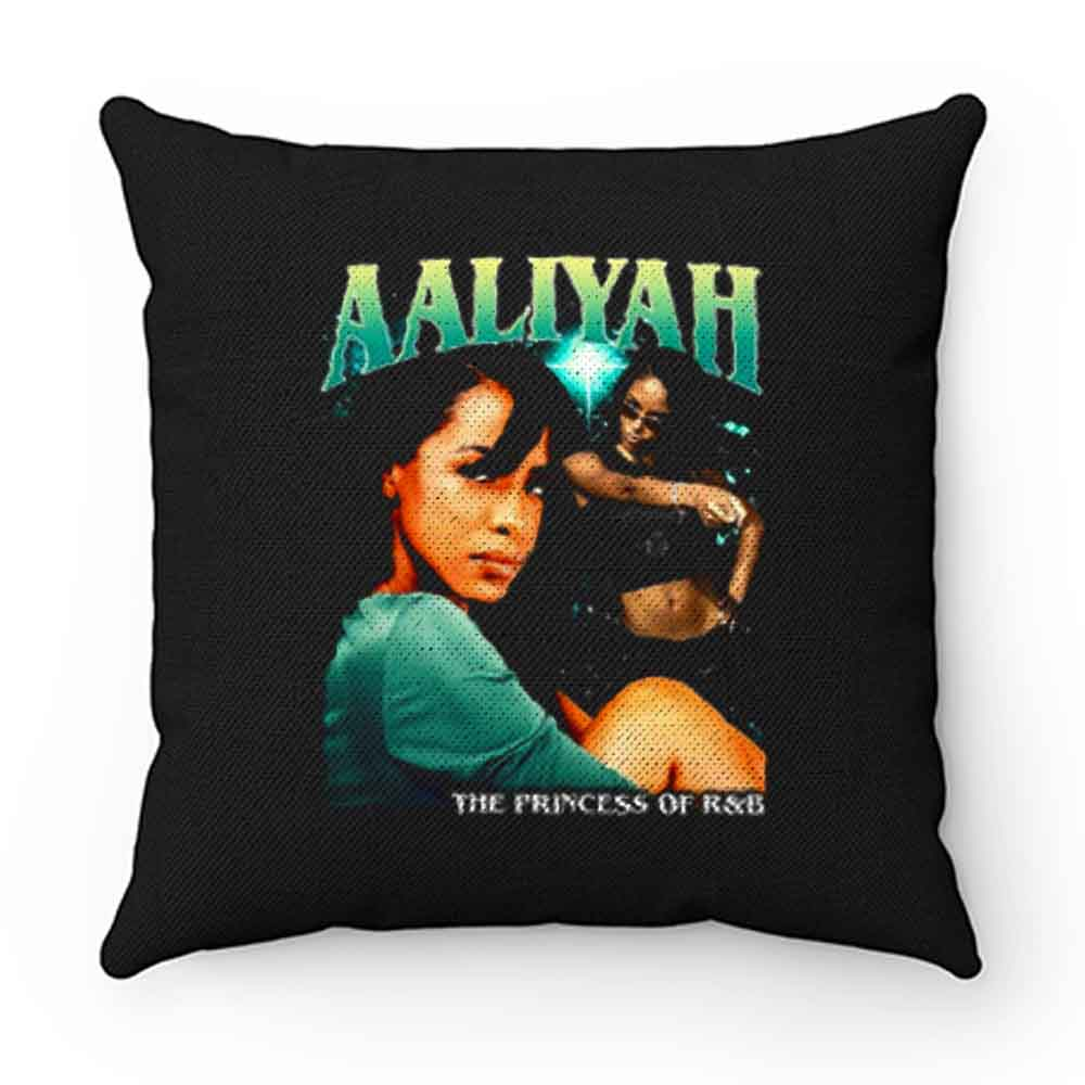Aaliyah Cover Tour Vintage Pillow Case Cover