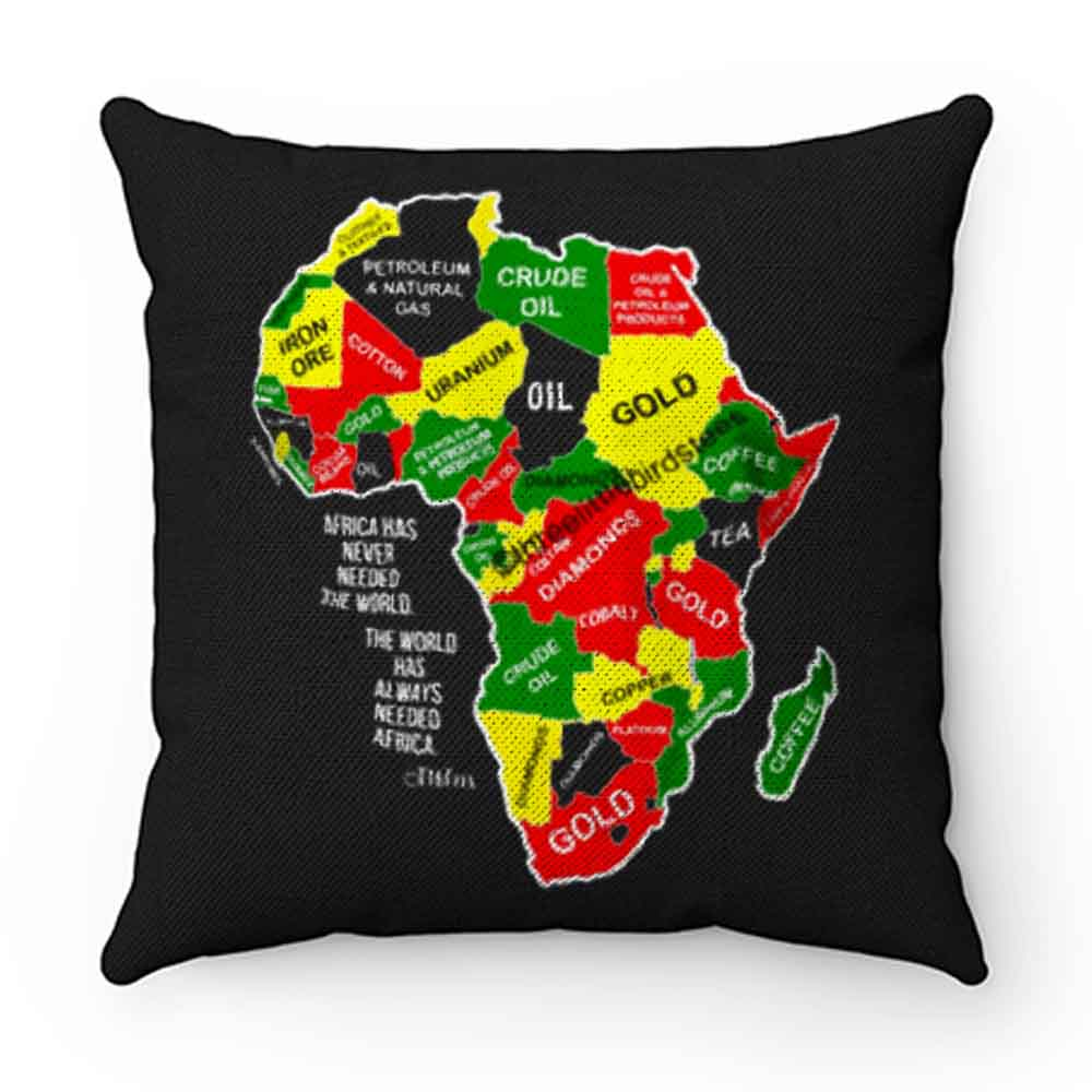 Africa Has Never Needed the World Pillow Case Cover