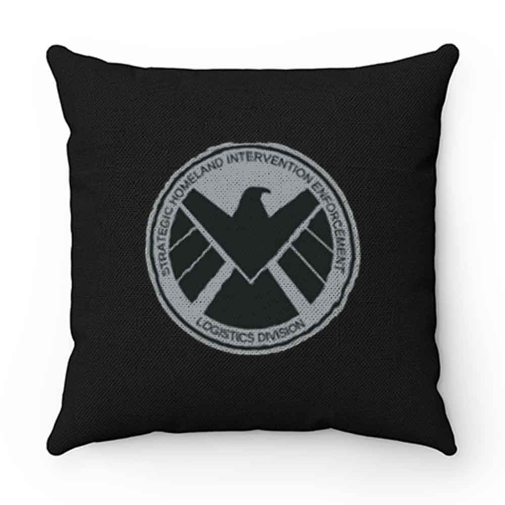 Agent Of Shield Pillow Case Cover